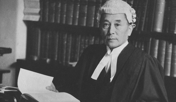 The legacy of Australia's first Asian lawyer